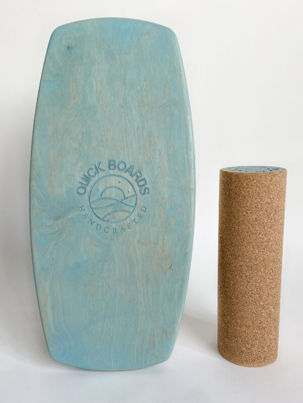 Балансборд QuickBoards Wood Blue