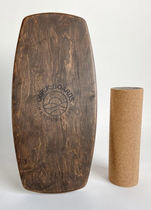 Балансборд QuickBoards Wood Brown