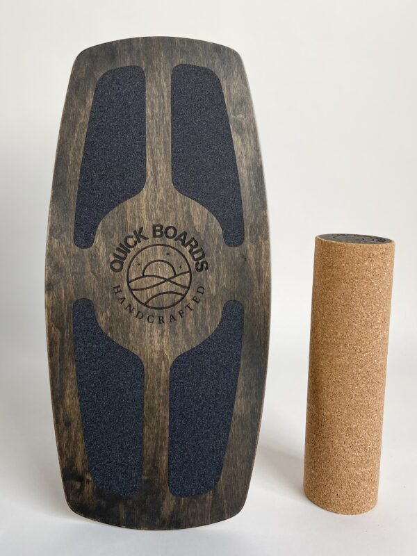 Балансборд QuickBoards Black PRO