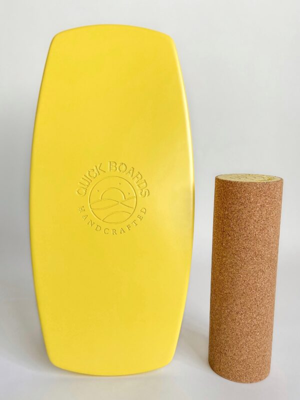 Балансборд QuickBoards Basic Yellow