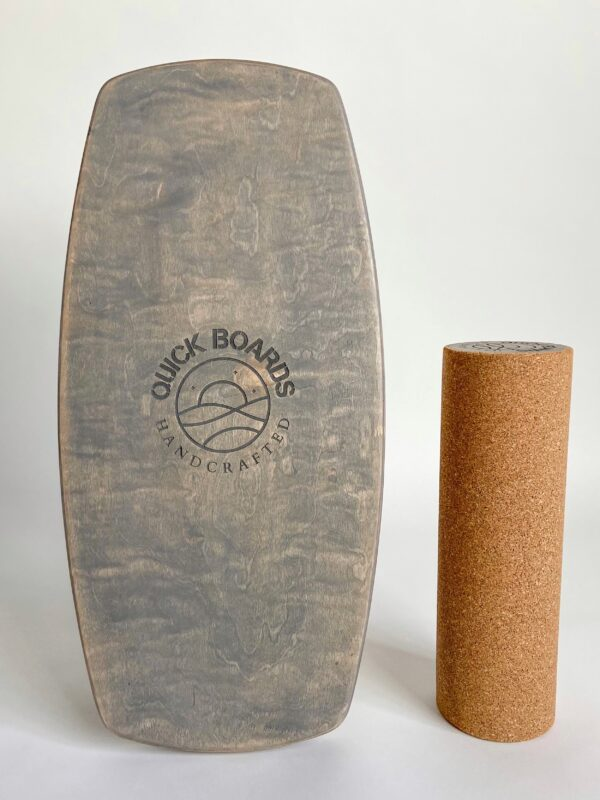 Балансборд QuickBoards Wood Grey