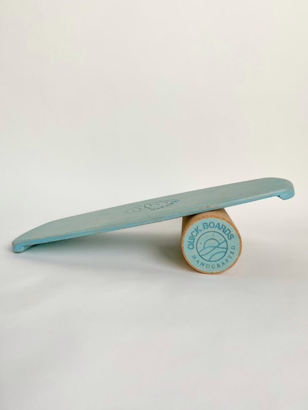 Балансборд QuickBoards Wood Blue-2