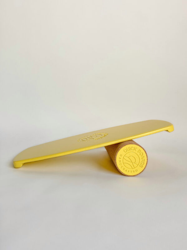 Балансборд QuickBoards Basic Yellow-2