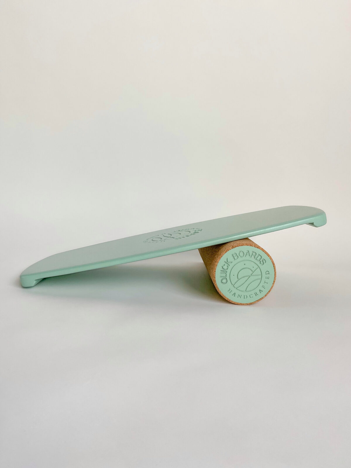 Балансборд QuickBoards Basic Green-2
