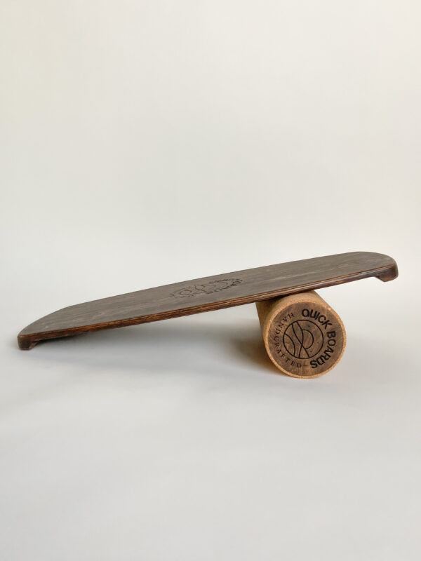 Балансборд QuickBoards Wood Brown-2