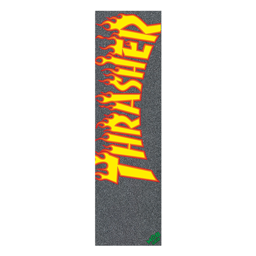 Наждак Mob Grip Thrasher Flame Grip Tape